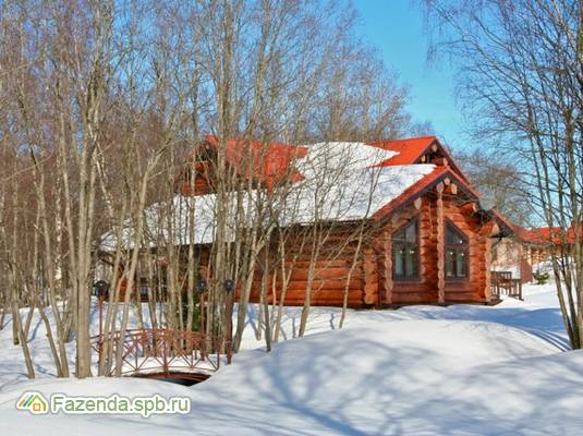 Коттеджный поселок  Малое Симагино, Выборгский район.