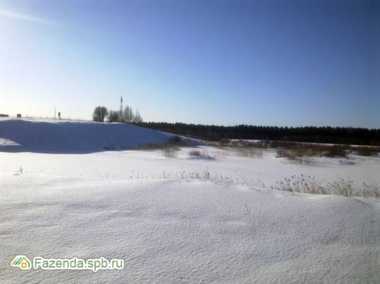 Коттеджный поселок  Немецкая Слобода, Гатчинский район. Актуальное фото.