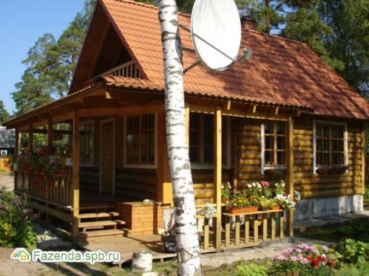 Коттеджный поселок  Былины, Лужский район.