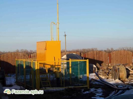 Коттеджный поселок  Новая Ропша, Ломоносовский район.