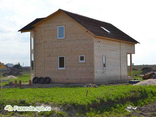 Коттеджный поселок  Ропшинские Горки, Ломоносовский район.