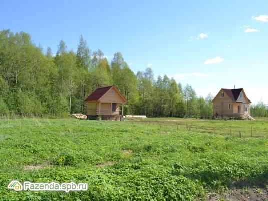Коттеджный поселок  Чикинское озеро, Гатчинский район.