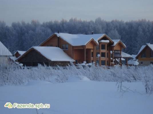 Коттеджный поселок  Правдинское Озеро, Выборгский район.