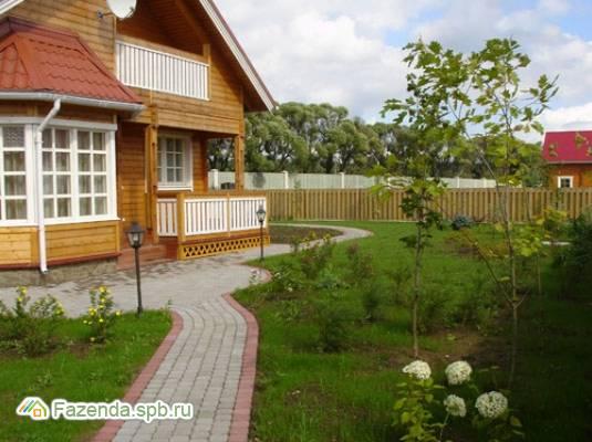 Коттеджный поселок  Глубокое озеро, Выборгский район.