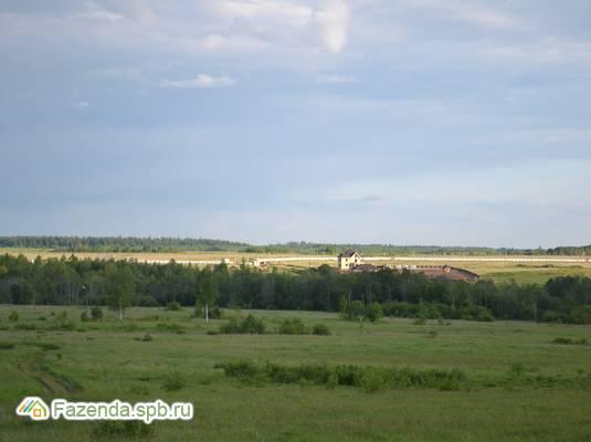 Коттеджный поселок  Рыбицы, Гатчинский район.