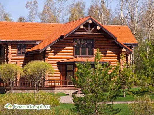 Коттеджный поселок  Симагино, Выборгский район.