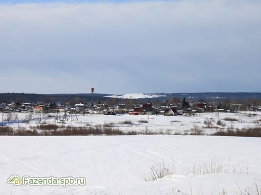 Коттеджный поселок  Фатеевка, Приозерский район.