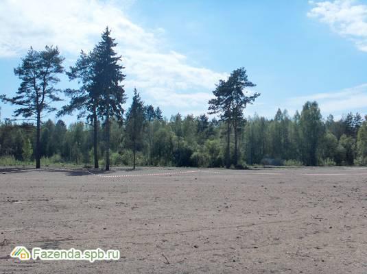 Коттеджный поселок  Сестроречье, Выборгский район.