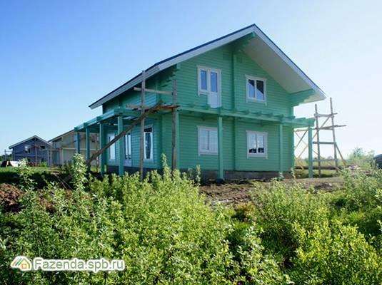 Коттеджный поселок  Волхов, Чудовский район (Новгородская область).