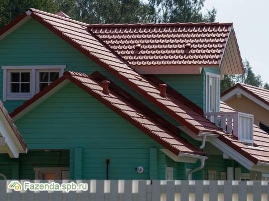 Коттеджный поселок  Тихая Ладога, Всеволожский район.
