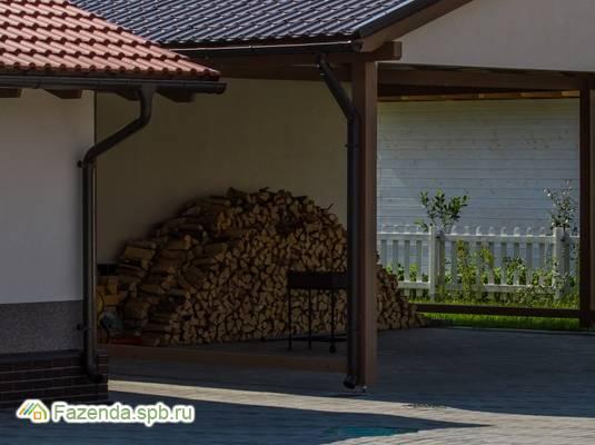 Коттеджный поселок  Тихая Ладога, Всеволожский район. Актуальное фото.