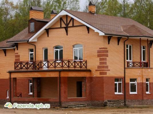 Малоэтажный жилой комплекс Мои Териоки, Курортный район СПб. Актуальное фото.