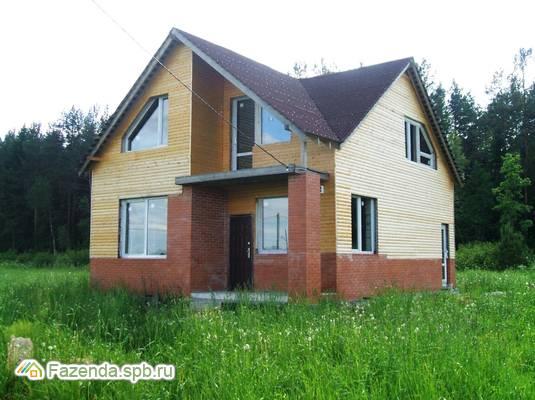 Коттеджный поселок  Строгановская Усадьба, Гатчинский район.