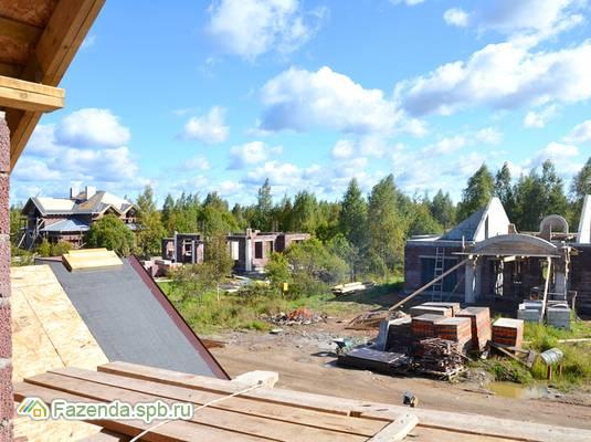 Коттеджный поселок  Юкковское, Всеволожский район.