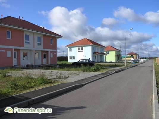 Коттеджный поселок  Австрийская деревня, Ломоносовский район.