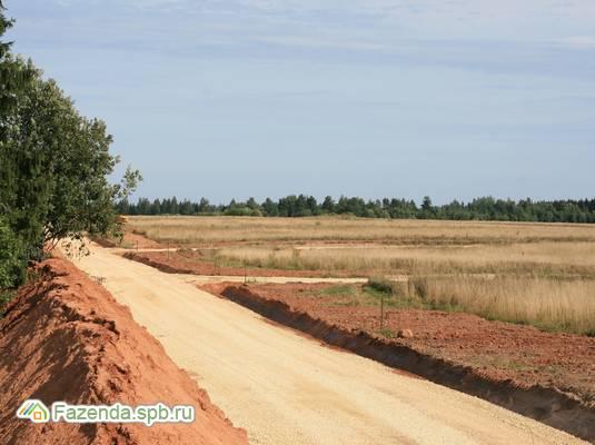 Коттеджный поселок  Зяблики, Гатчинский район.