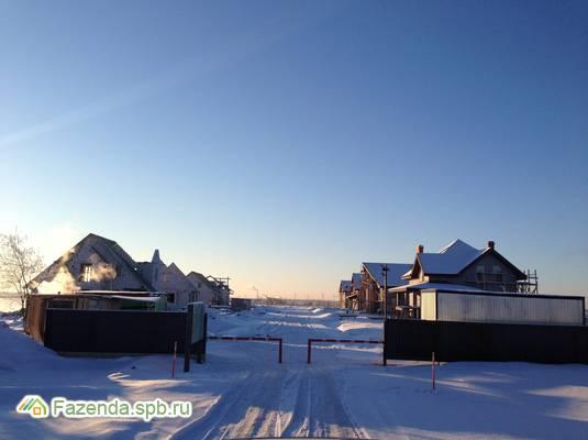 Коттеджный поселок  Федоровская Усадьба, Тосненский район.