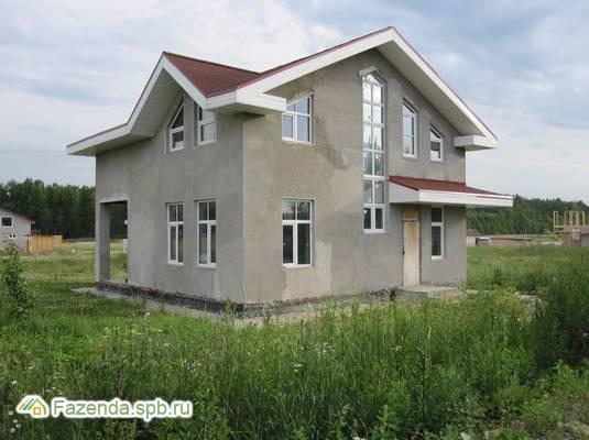 Коттеджный поселок  Зеленая Долина, Ломоносовский район.