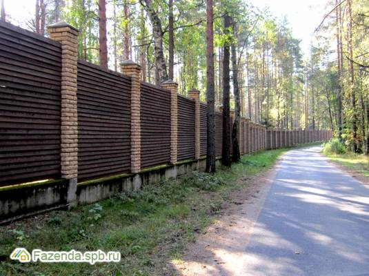 Коттеджный поселок  Репино, Курортный район СПб.