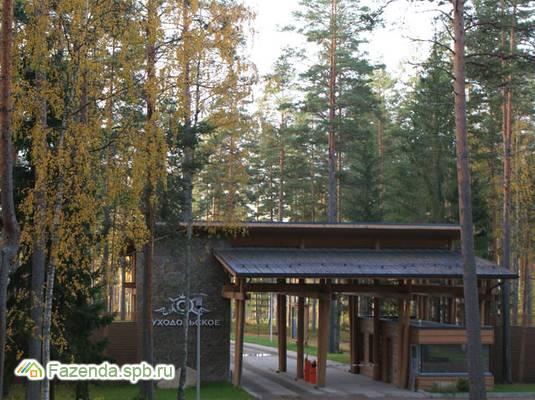 Коттеджный поселок  Суходольское, Приозерский район.