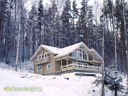 Коттеджный поселок  Русская Красавица, Выборгский район.