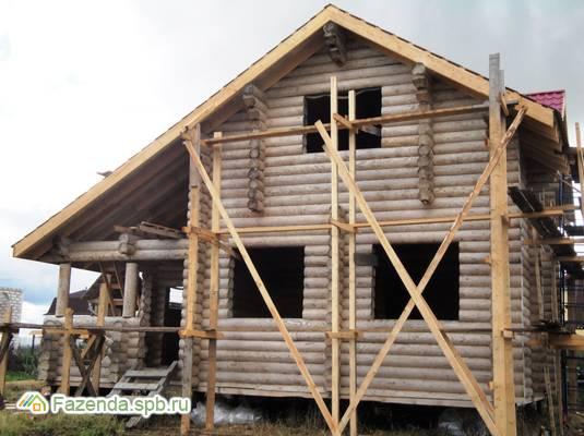 Коттеджный поселок  Елагино, Ломоносовский район.