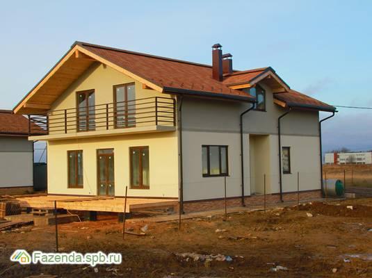 Коттеджный поселок  Времена Года, Ломоносовский район.