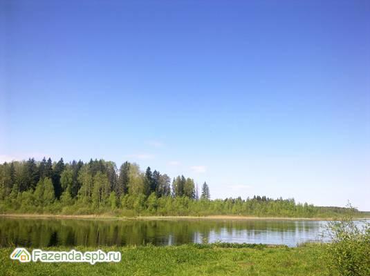 Коттеджный поселок  Чикино, Гатчинский район.