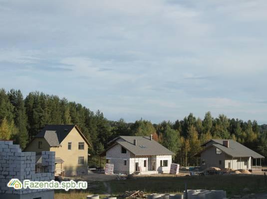 Коттеджный поселок  Green Hills, Всеволожский район.