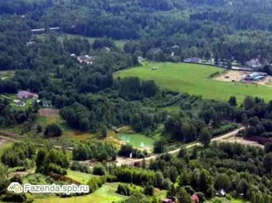 Коттеджный поселок  Горы, Всеволожский район. Актуальное фото.