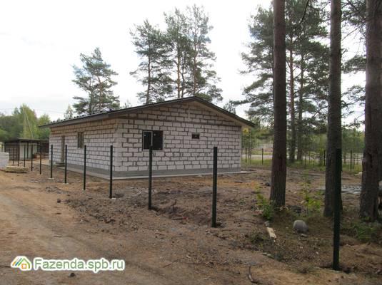 Малоэтажный жилой комплекс Новый Кексгольм, Приозерский район.