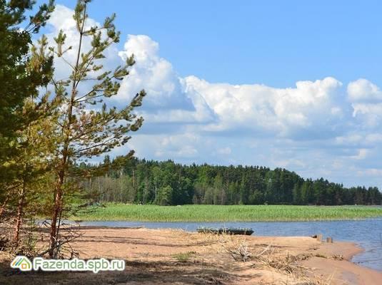 Коттеджный поселок  Графская пристань, Приозерский район.