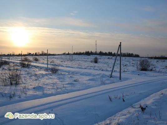 Коттеджный поселок  Острова, Кировский район.