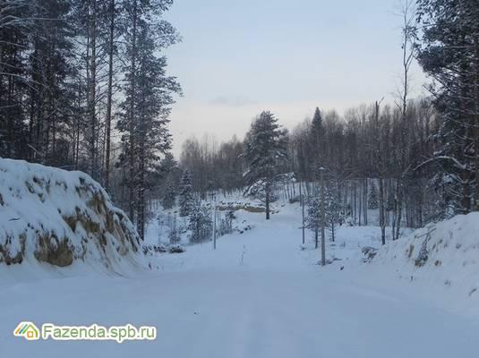 Коттеджный поселок  Киварин Ручей, Всеволожский район. Актуальное фото.