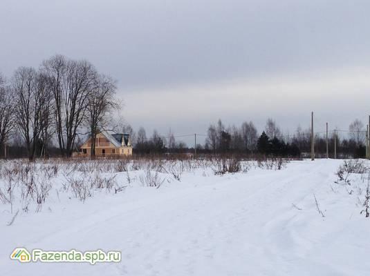Коттеджный поселок  Лужское — Турово, Лужский район.