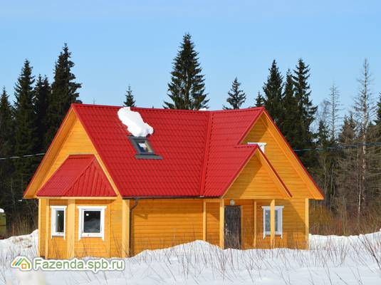 Коттеджный поселок  Кивеннапа Подгорное, Выборгский район.
