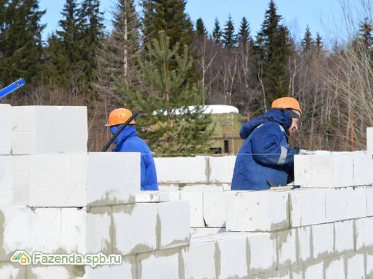 Коттеджный поселок  Кивеннапа Подгорное, Выборгский район. Актуальное фото.