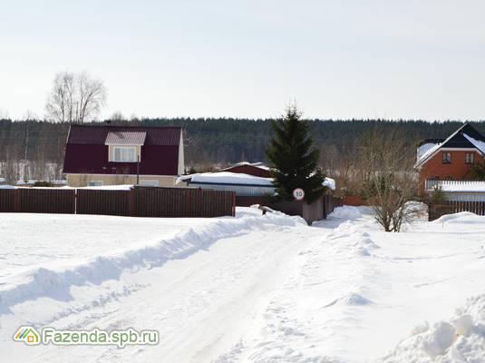 Коттеджный поселок  Кивеннапа Симагино, Выборгский район.