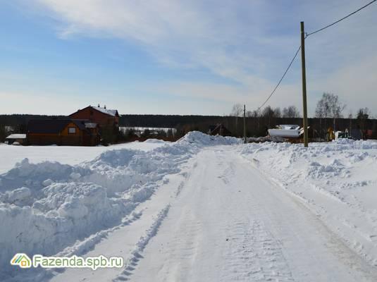 Коттеджный поселок  Кивеннапа Симагино, Выборгский район. Актуальное фото.