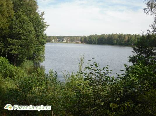 Коттеджный поселок  Борисовский Берег, Приозерский район.