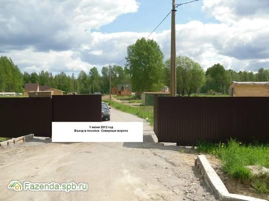 Коттеджный поселок  Прохладное Озеро, Приозерский район.
