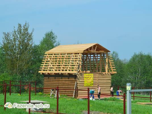 Коттеджный поселок  Ропшинская Долина, Ломоносовский район.