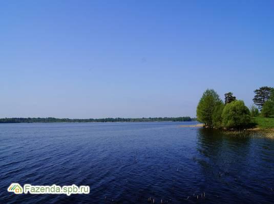 Коттеджный поселок  Вревское, Лужский район.