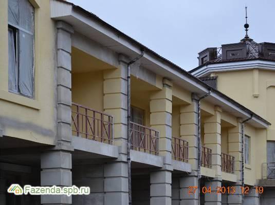 Малоэтажный жилой комплекс Кантеле, Курортный район СПб. Актуальное фото.