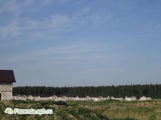 Коттеджный поселок  Гатчинские Поместья 2 , Гатчинский район.
