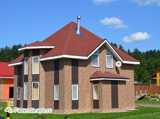 Коттеджный поселок  Северная корона, Выборгский район.