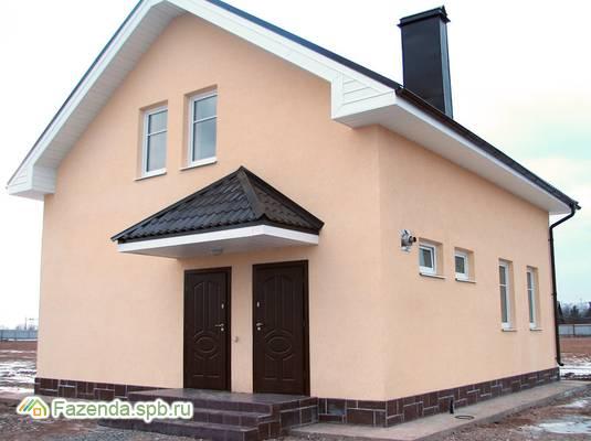 Коттеджный поселок  Северная Славянка, Колпинский СПб. Актуальное фото.