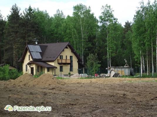 Коттеджный поселок  Воскресенское, Всеволожский район.