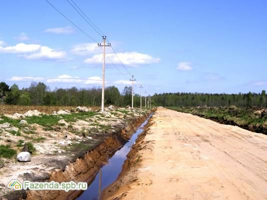 Коттеджный поселок  Дубровский Парк, Всеволожский район.