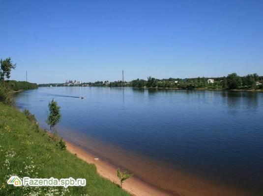 Коттеджный поселок  Дубровский Парк, Всеволожский район. Актуальное фото.
